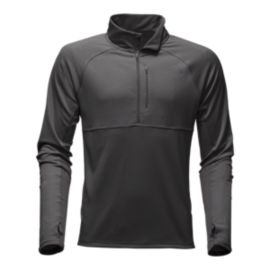 The North Face Men's Impulse Active Quarter-Zip Long Sleeve Top