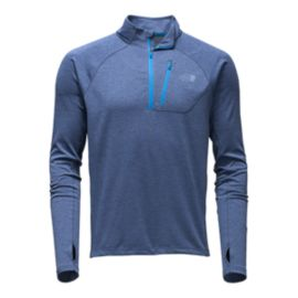 The North Face Impulse Active Men's Quarter-Zip Long Sleeve Top