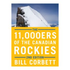 The 11,000ers Of The Canadian Rockies Guidebook