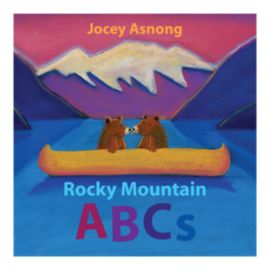 Rocky Mountain ABC's Children's Book