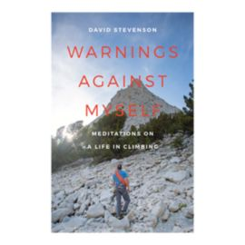 Warnings Against Myself Book