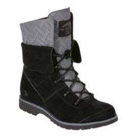The North Face Women's Ballard G.I. Casual Boots - Black/Grey