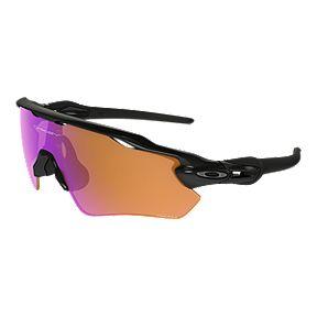 a8986868a4ad Oakley Radar EV Path Sunglasses - Polished Black with Prizm Trail Lenses