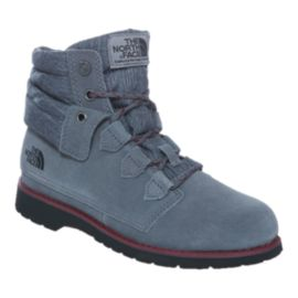 The North Face Women's Ballard Roll-Down Special Edition Casual Boots - Grey