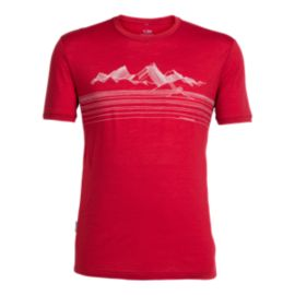 Icebreaker Tech T Lite Approach Men's Short Sleeve Tee