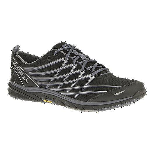 badf992cb237 Merrell Women s Bare Access Arc 3 Trail Running Shoes - Black Dark Grey
