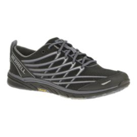 Merrell Women's Bare Access Arc 3 Trail Running Shoes - Black/Dark Grey
