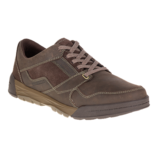 309ae1dc00 Merrell Men's Berner Lace Shoes - Espresso/Brown