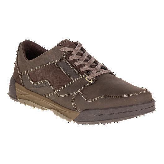 794205629f Merrell Men's Berner Lace Shoes - Espresso/Brown | Atmosphere.ca