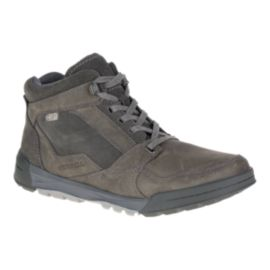 Merrell Men's Berner Waterproof Casual Boots - Castle