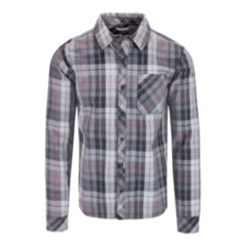 SmartWool Summit Country Plaid Men's Long Sleeve Shirt