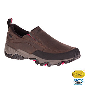 Merrell Women's Coldpack Ice Waterproof Winter Moc's - Brown