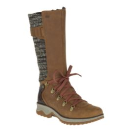 Merrell Women's Eventry Peak Waterproof Boots - Tan