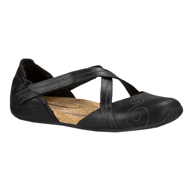 0286226b6d3 Ahnu Women s Karma Latitude Leather Shoes - Black