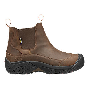 Keen Men's Anchorage Boot II Waterproof Winter Boots - Brown