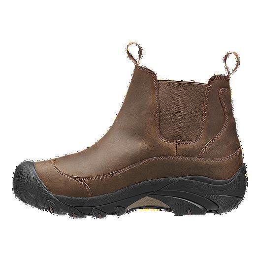 29b953e3f73 Keen Men's Anchorage Boot II Waterproof Winter Boots - Brown ...