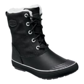 Keen Women's Elsa Waterproof Winter Boots - Black