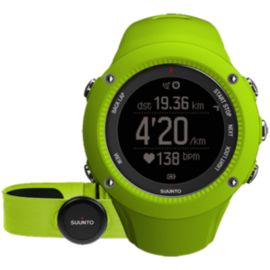 Suunto Ambit 3 Vertical GPS Watch - Lime