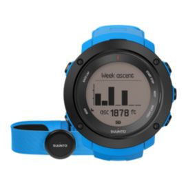 Suunto Ambit 3 Vertical GPS Watch - Blue