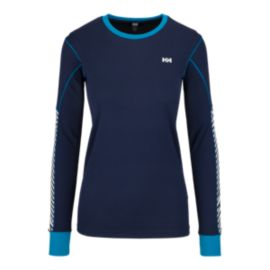 Helly Hansen Women's Active Flow Long Sleeve Crew