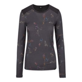 Helly Hansen Wool Graphic Women's Long Sleeve Crew