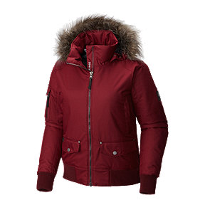 Columbia Barlow Pass 550 TurboDown Women's Bomber Jacket