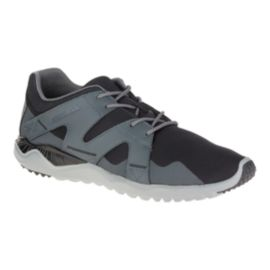 Merrell 1SIX8 Lace Men's Casual Shoes - Black/Grey