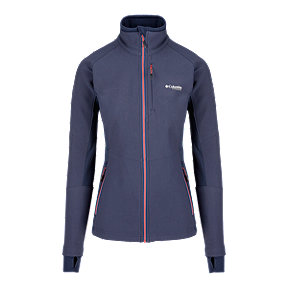 Columbia Titan Ridge II Hybrid Women's Softshell Jackets