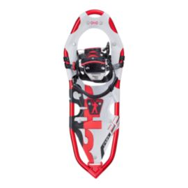 Atlas Snow Run Boa 22 inch Snowshoes - Red