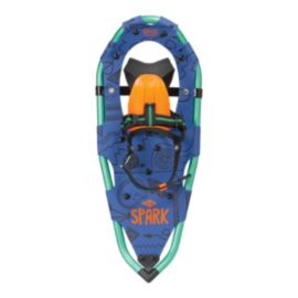 Atlas Junior Spark 20 inch Snowshoes - Green