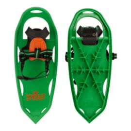 Atlas Junior Sprout 17 inch Snowshoes - Green