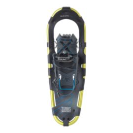 Tubbs Men's Elevate 25 inch Snowshoes - Yellow/Grey