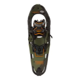 Tubbs Men's Mountaineer 25 inch Snowshoes - Black/Green