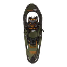 Tubbs Men's Mountaineer 36 inch Snowshoes - Black/Green