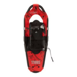 Tubbs Junior Storm 19 inch Snowshoes - Red/Black