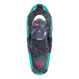 Tubbs Girl's Storm 19 inch Snowshoes - Blue/Black