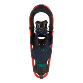 Tubbs Women's Wayfinder 25 inch Snowshoes - Black/Orange