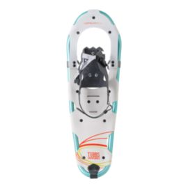 Tubbs Women's Meridian 21 inch Snowshoes - White/Blue