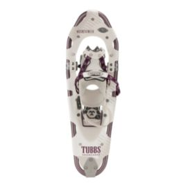 Tubbs Women's Mountaineer 21 inch Snowshoes - White/Purple