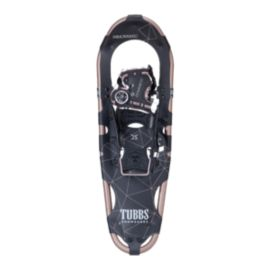 Tubbs Women's Panoramic 25 inch Snowshoes - Black/Gold