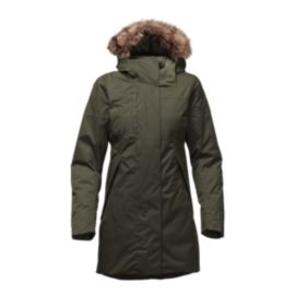The North Face Women's Far Northern Waterproof Down Parka