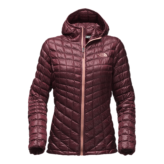 b6b4fd91b747 The North Face Thermoball Women s Hooded Insulated Jacket ...