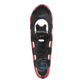 Tubbs Men's Vertex 30 inch Snowshoes - Black/Red