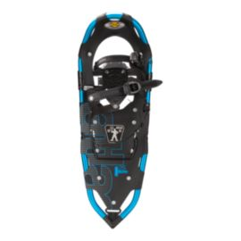 Atlas Men's Incline 25 inch Snowshoes - Black/Cyan