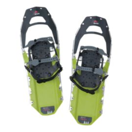 MSR Men's Revo Trail 22 inch Snowshoes - Rave Green