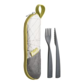 Fuel 2 Piece Cutlery Set with Pouch