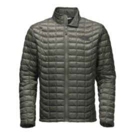 The North Face Thermoball Men's Full-Zip Jacket - Fusebox Grey