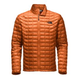 The North Face Thermoball Men's Full-Zip Jacket - Gingerbread Brown