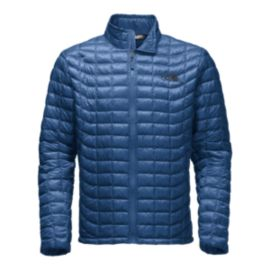The North Face Thermoball Men's Full-Zip Jacket - Shady Blue