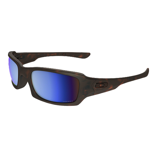 Squared Matte Oakley Fives Tortoise Sunglasses With Polarized 6fyvbY7g